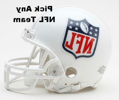 new riddell mini replica nfl football helmet