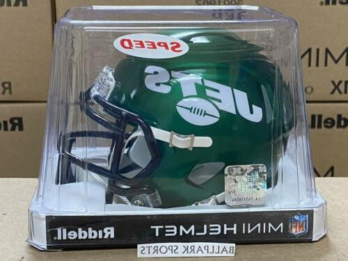 new york jets speed mini helmet 2019