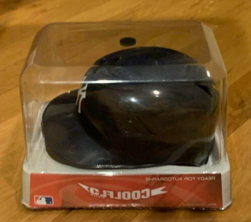 NEW YORK YANKEES RAWLINGS COLLECTIBLE HELMET, NEW IN BOX
