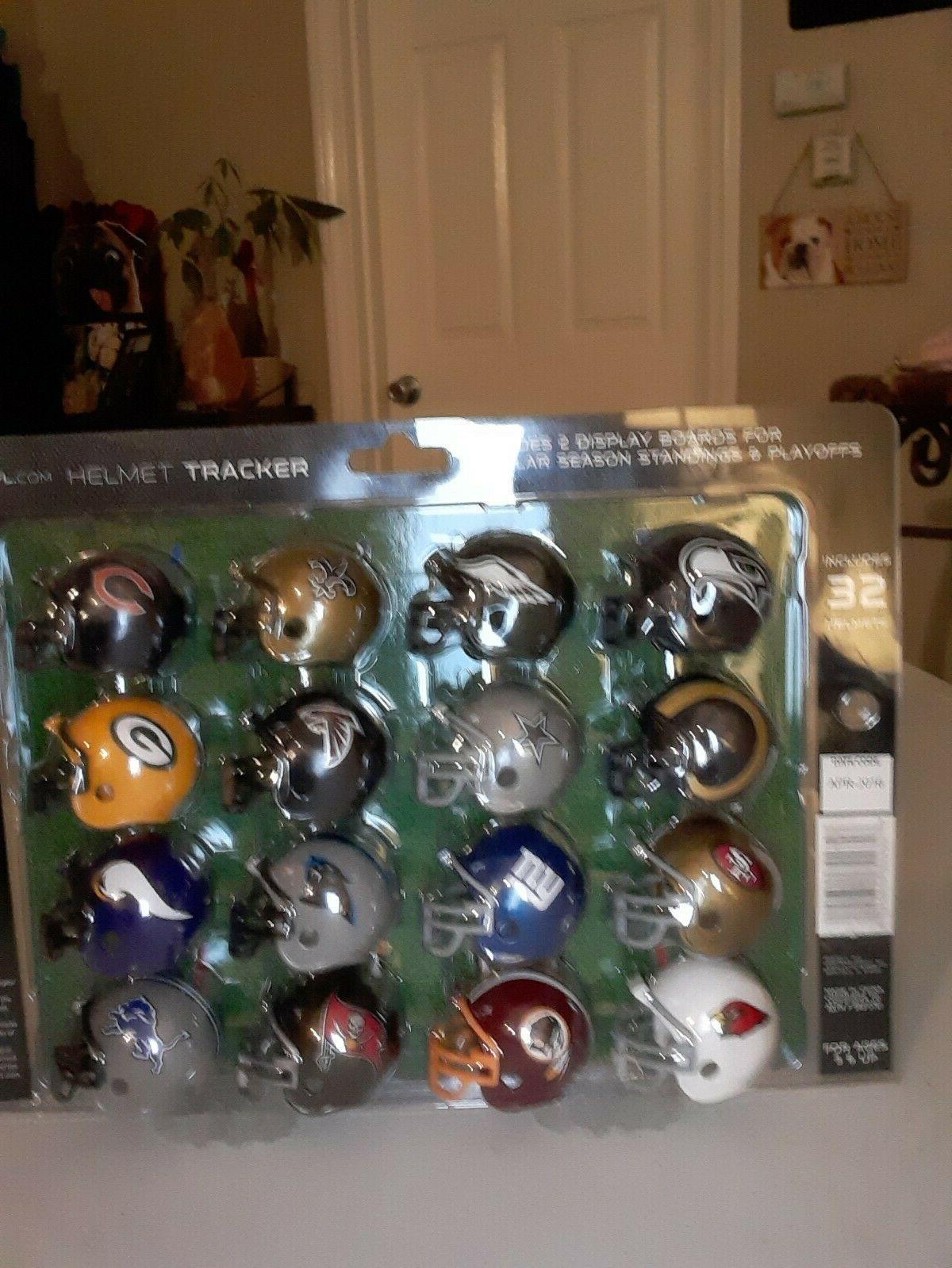 NFL Novelty Size Sports Mini Tracker