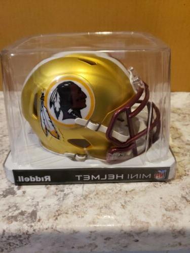 Riddell Redskins Mini-Helmet
