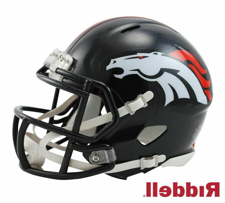 nfl denver broncos mini speed