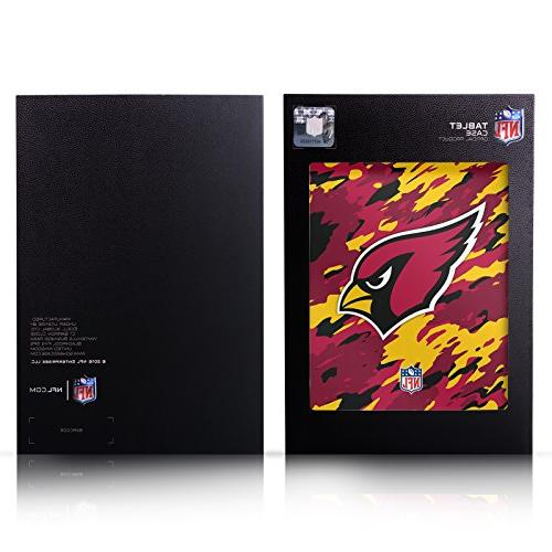 Official NFL Typography 2018/19 Washington Redskins Leather Book Wallet Case for iPad / Mini Mini 3
