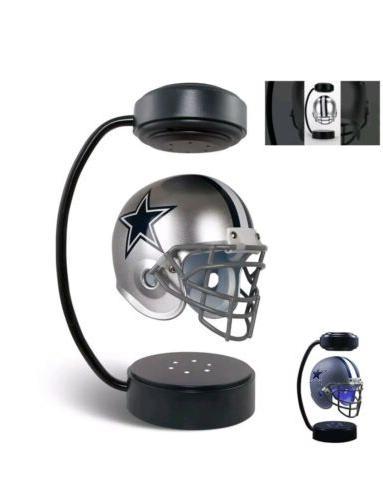 NFL Hover Helmet Dallas Cowboys Floating Mini Football Helme