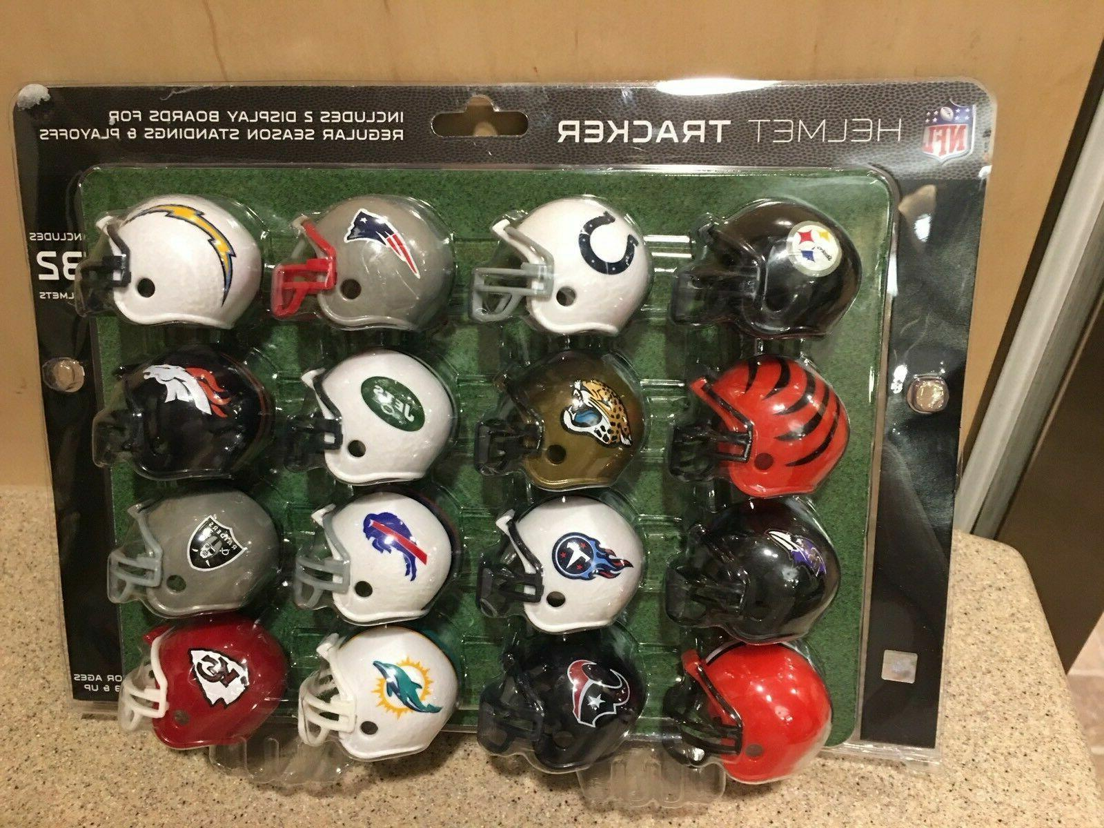 NFL Mini AFC NFC Playoff And