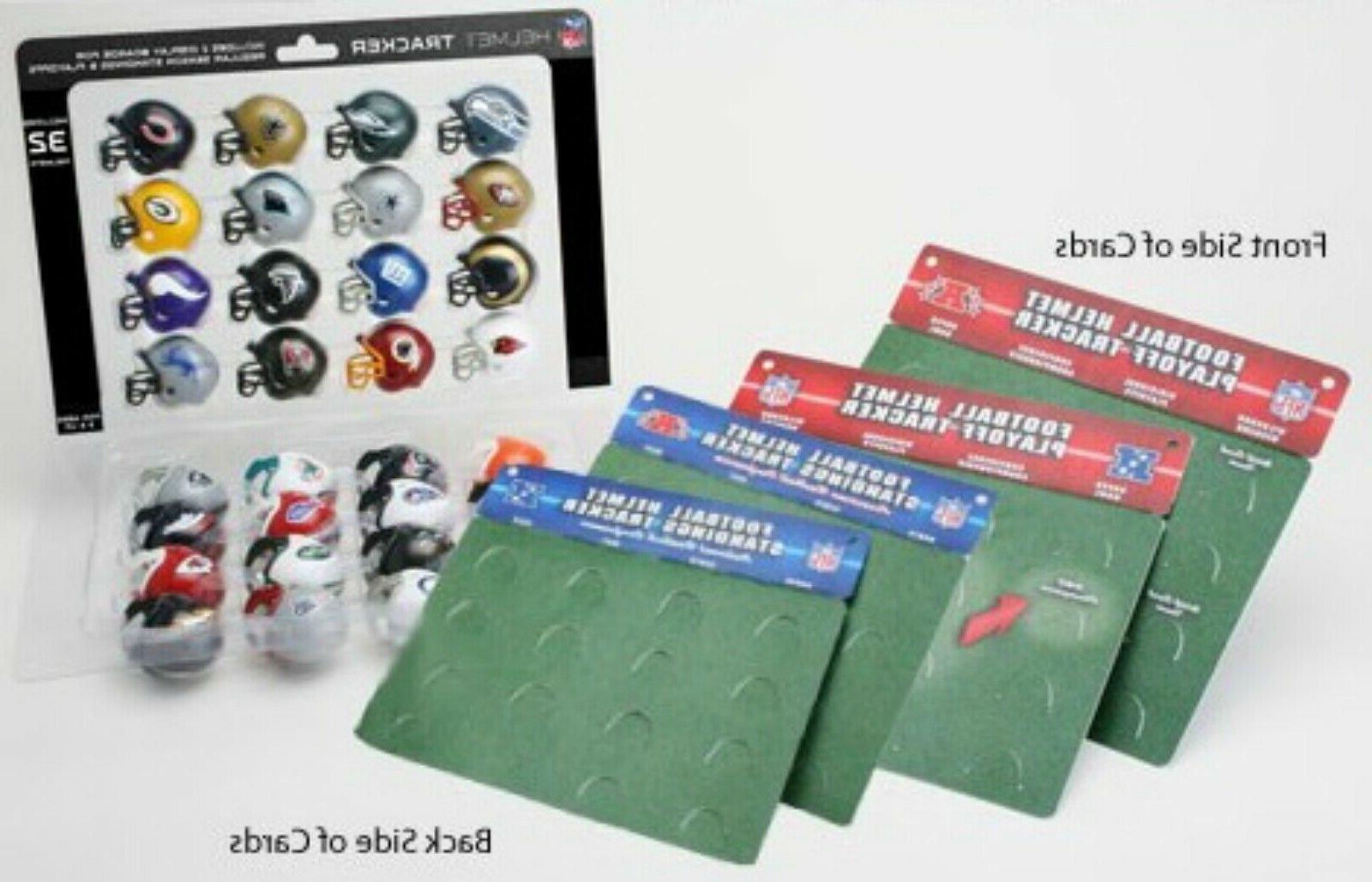 NFL Mini AFC NFC And Tracker