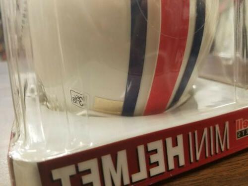 Nfl Riddell Mini Helmet