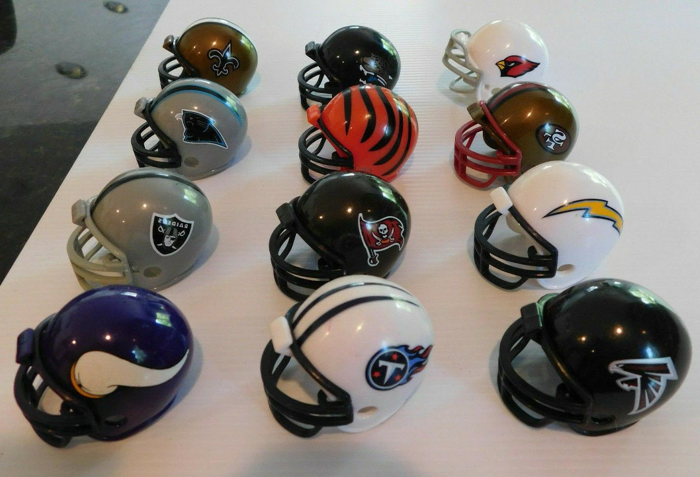 nfl mini helmet riddell collectible helmet pick