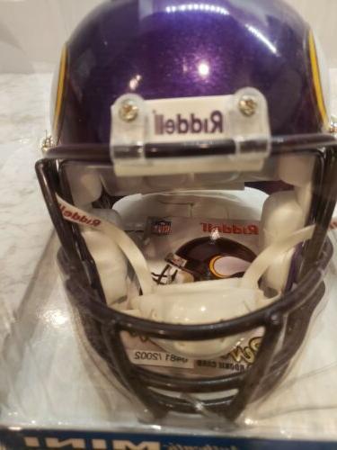 Riddell Authentic Mini-Helmet