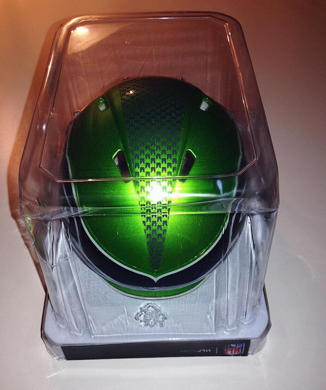 Riddell NFL Seattle Seahawks Alternate Helmet New