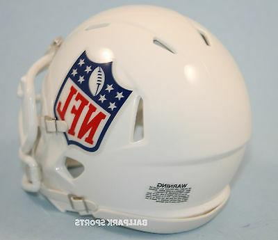 NFL SHIELD LOGO Riddell Speed Mini