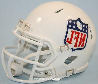 NFL SHIELD LOGO Riddell Helmet