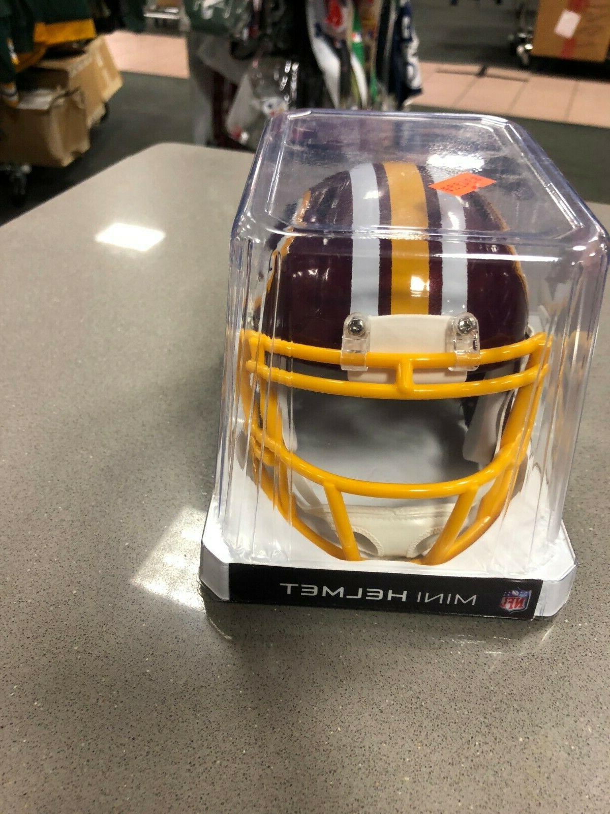 Riddell NFL Speed Helmet Washington Redskins