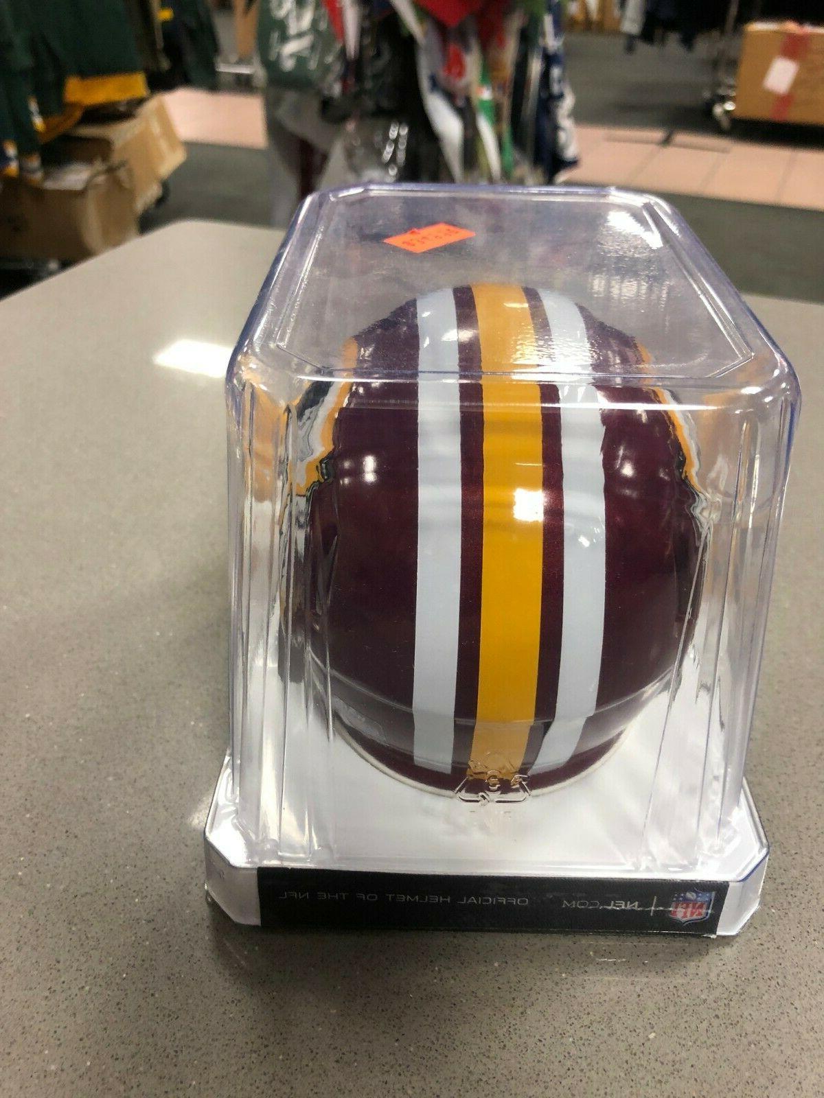 Riddell NFL Speed Helmet Washington