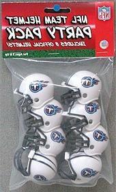 RIDDELL NFL TEAM HELMET PARTY PACK