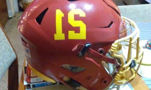 NFL The Washington Football Team Mini Helmet Number Decals!!