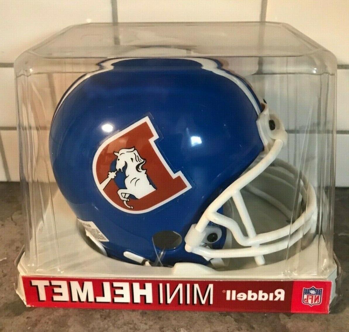 NFL—Denver Mini Helmet