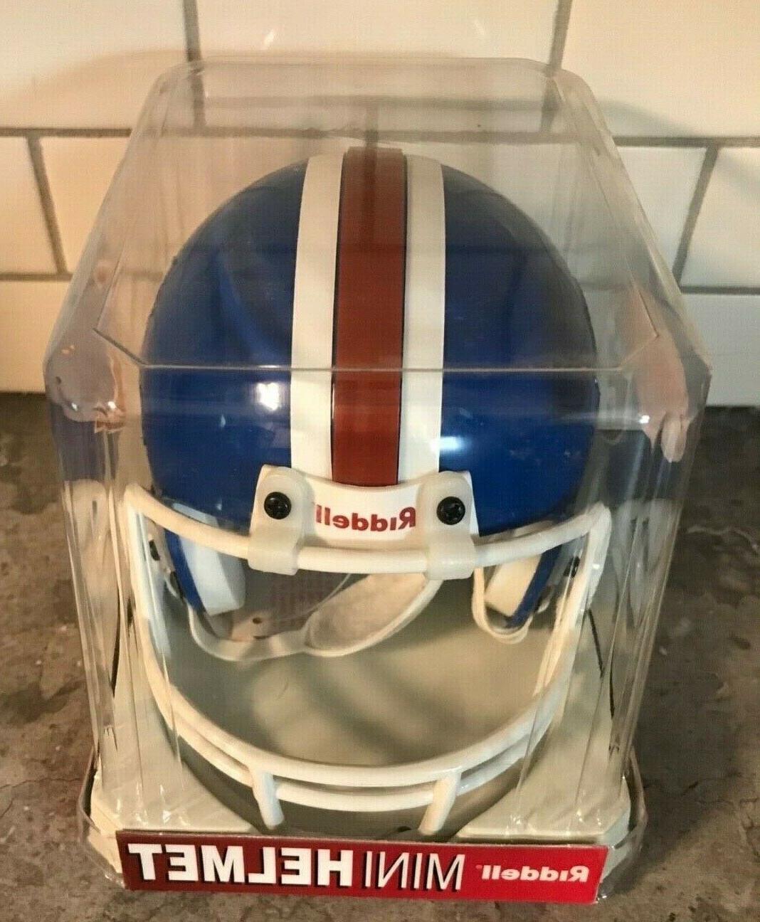 NFL—Denver Broncos—Throwback '75-'96—Riddell Helmet