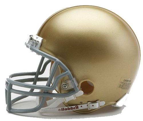 notre replica mini helmet