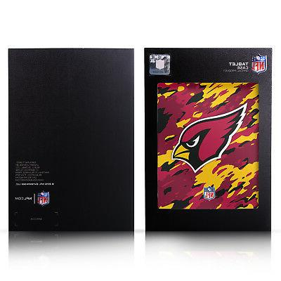 OFFICIAL DALLAS LOGO LEATHER CASE FOR iPAD