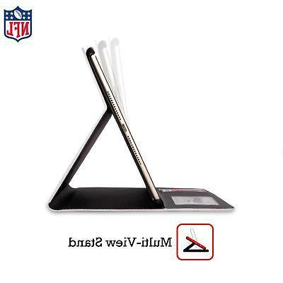 OFFICIAL NFL DALLAS LOGO LEATHER BOOK CASE iPAD