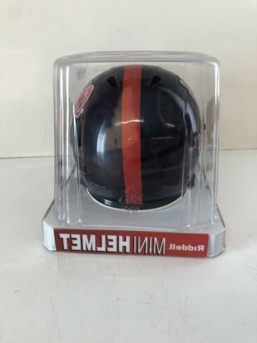 Ole College Mini Football Helmet Original