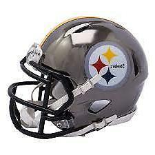 Pittsburgh Steelers NFL Riddell Speed Mini Football Helmet C
