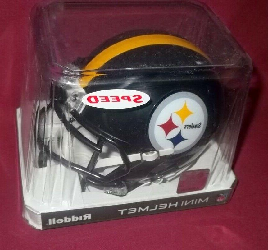 Pittsburgh Steelers Riddell Football BRAND