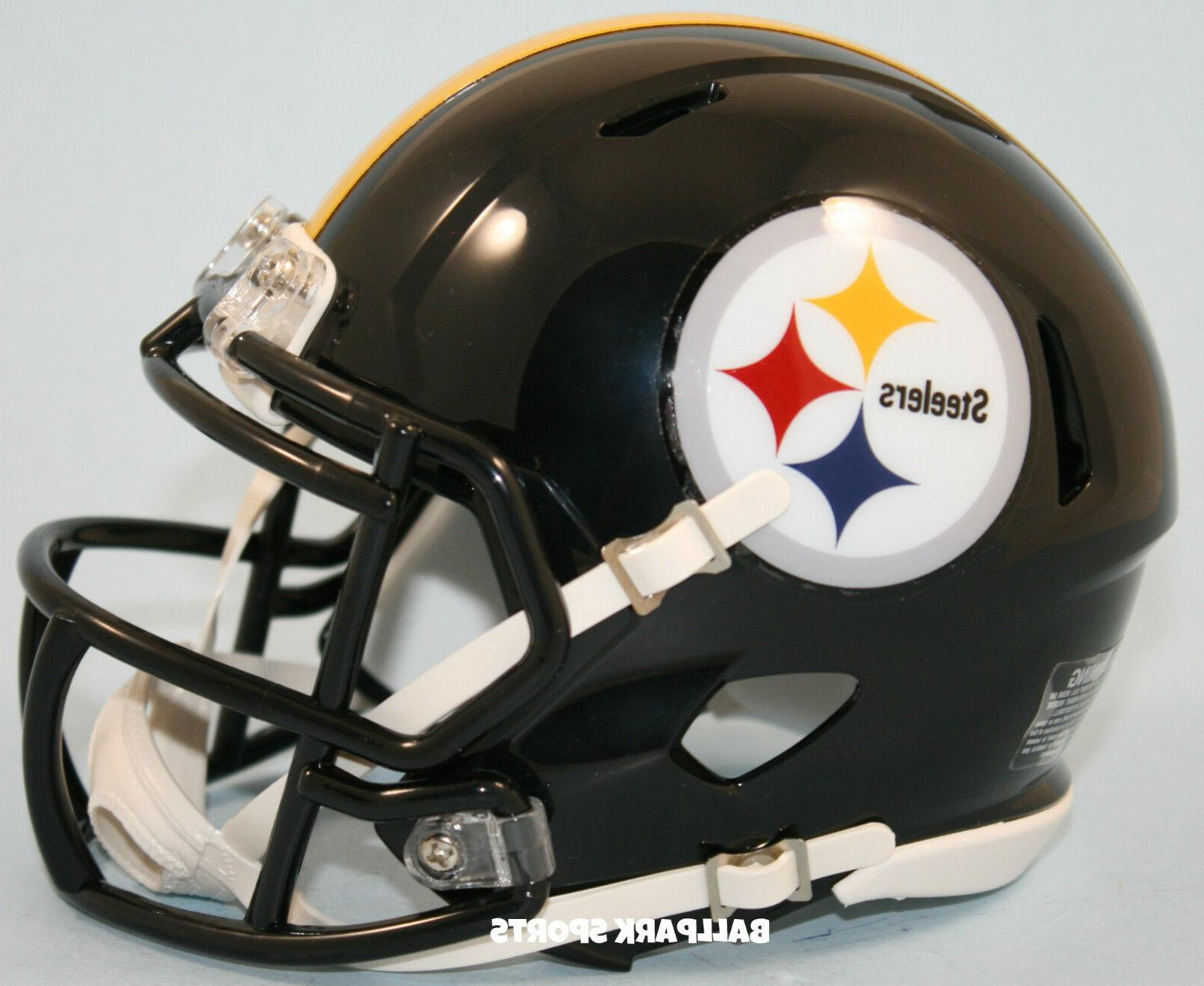 PITTSBURGH STEELERS Riddell Speed Mini