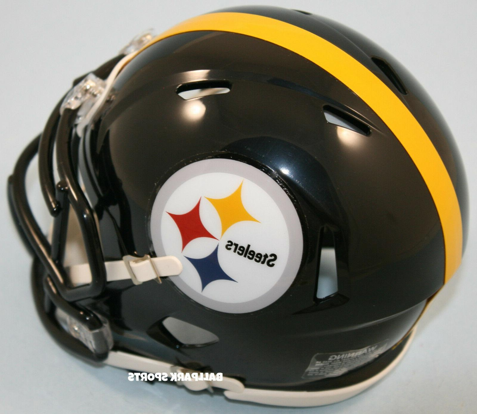 PITTSBURGH STEELERS Riddell Speed