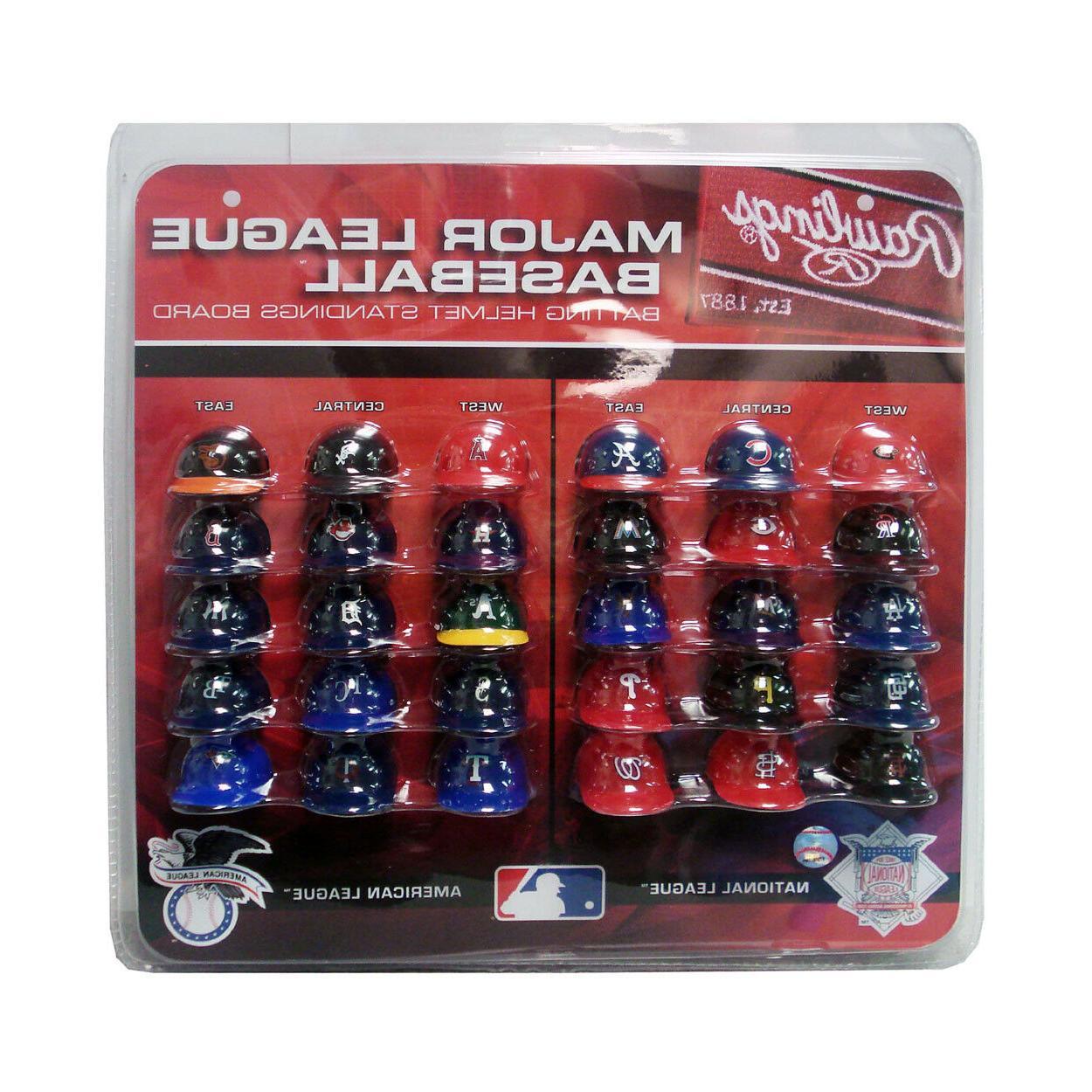 rawlings major league baseball mini batting helmet