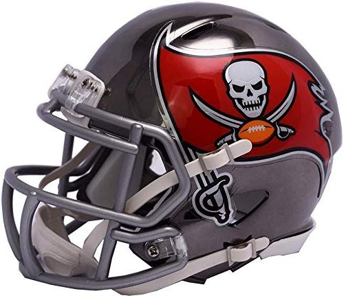 riddell tampa bay buccaneers chrome