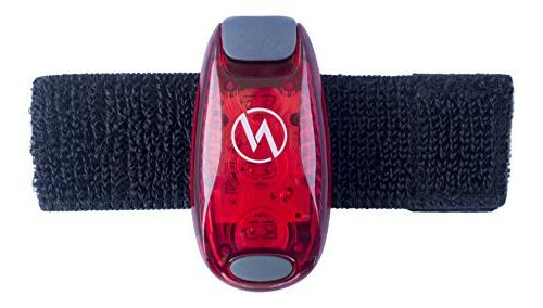 LED Safety Free Clip On Runners, Dogs, Bike, Walking Visibility Accessories Reflective More!
