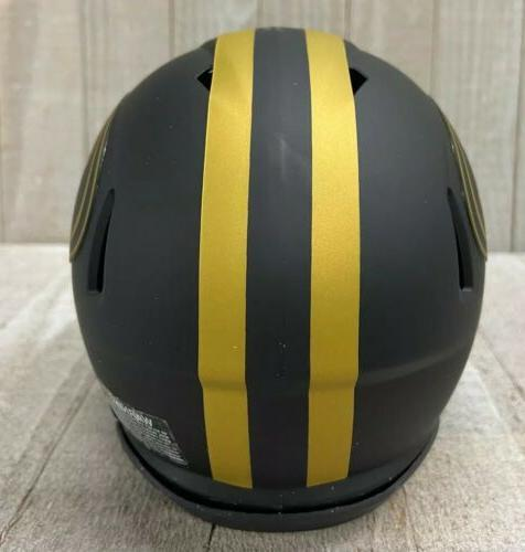 SAN FRANCISCO Black Mini Helmet