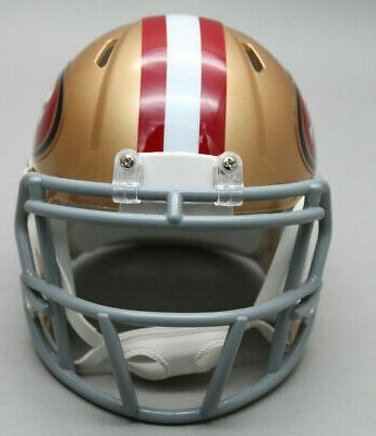 SAN Riddell Mini Helmet