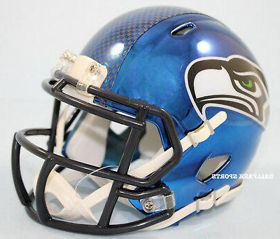 SEATTLE SEAHAWKS Alternate Helmet