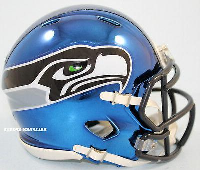 SEATTLE SEAHAWKS - Alternate Speed Helmet