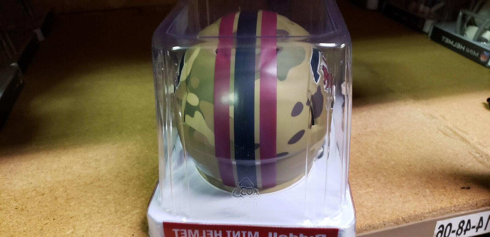 SOUTH CAROLINA GAMECOCKS REPLICA HELMET NCAA