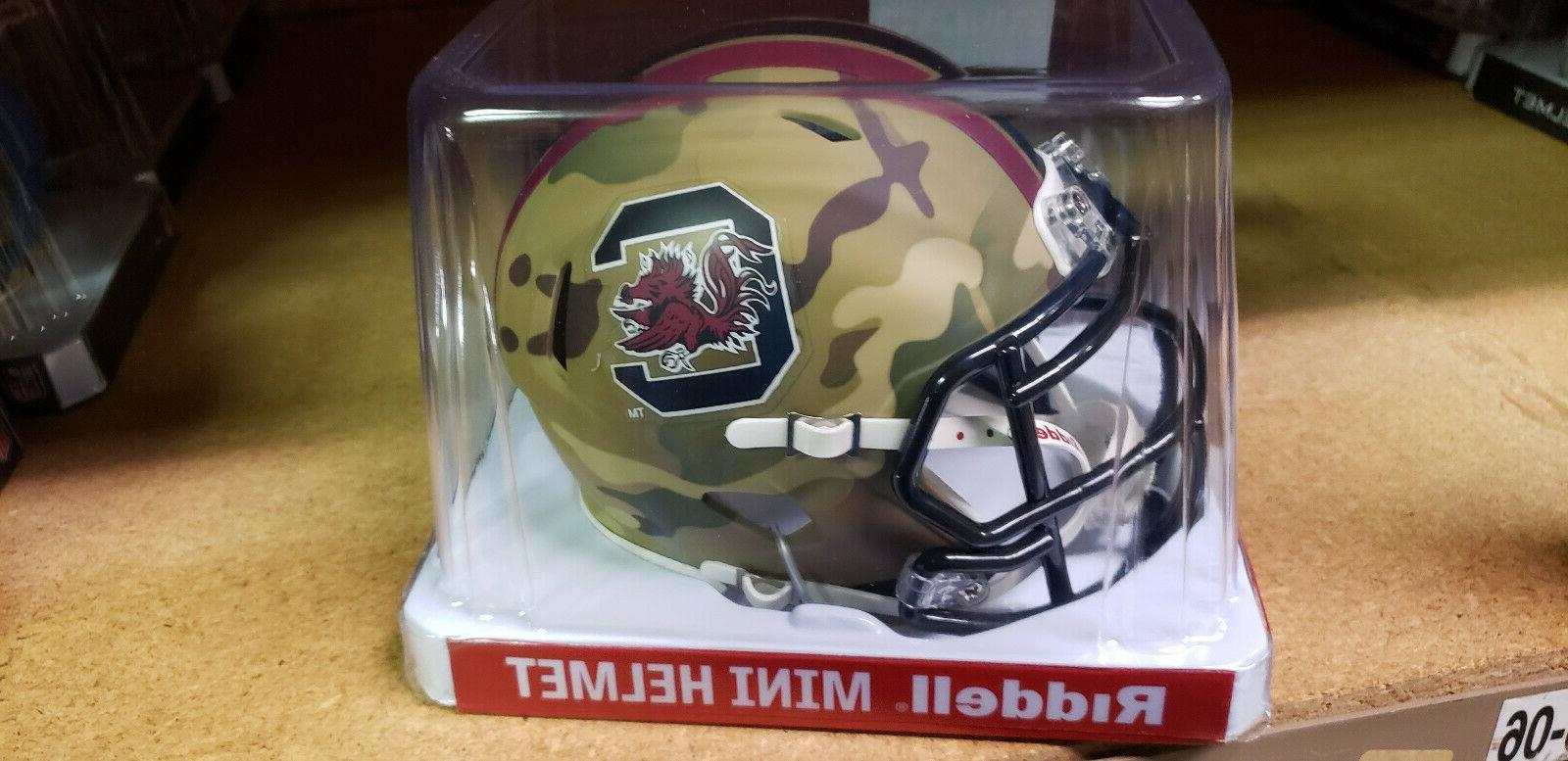 SOUTH CAROLINA REPLICA MINI RIDDELL