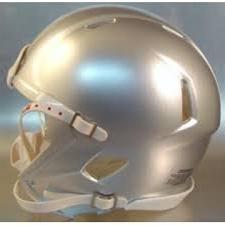Riddell Speed Blank Mini Football Helmet Shell - Extra Brigh
