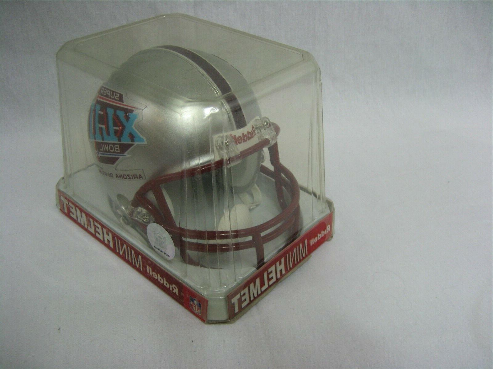 Super Riddell Football Helmet
