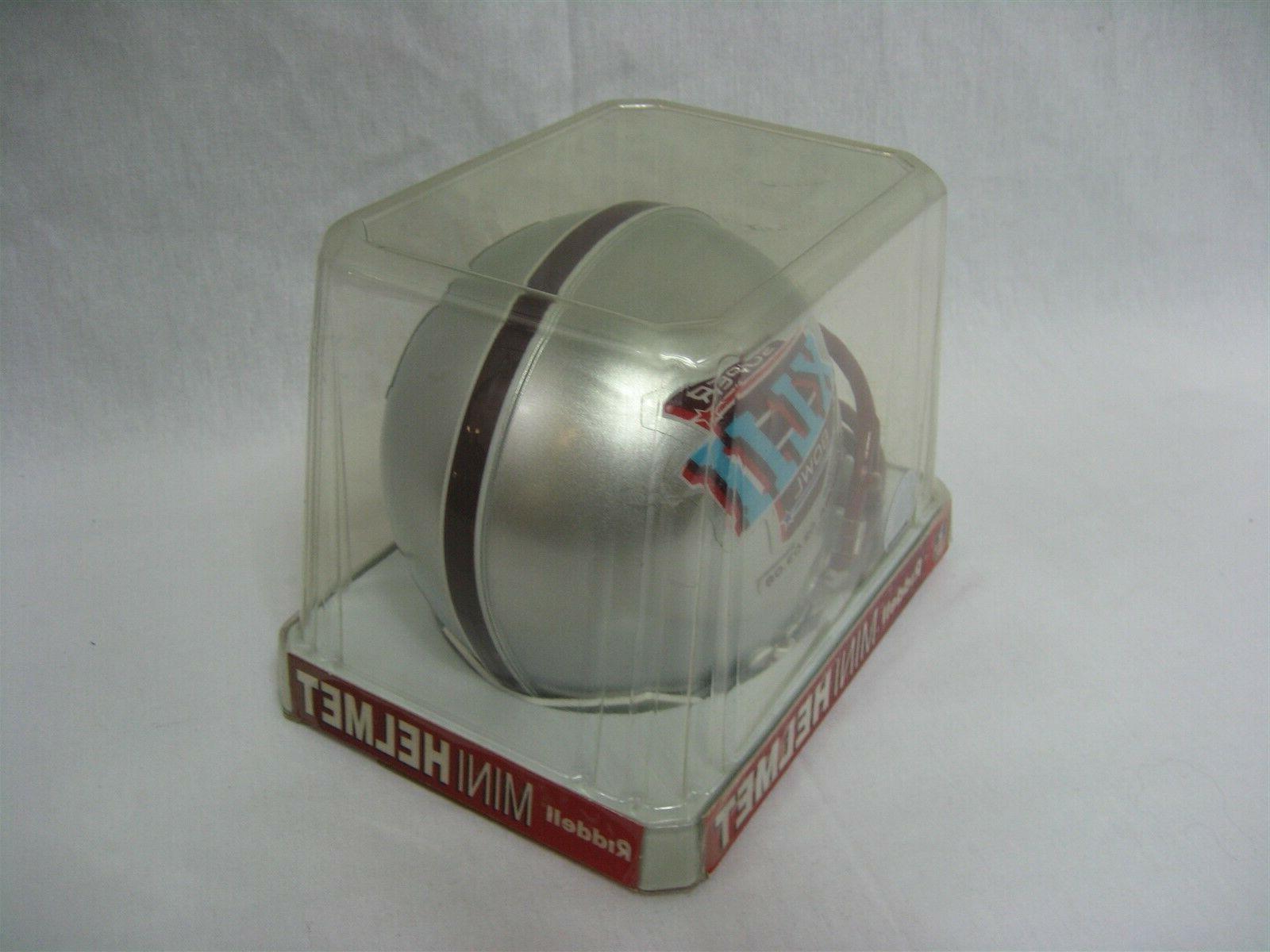 Super Riddell Replica Football Helmet