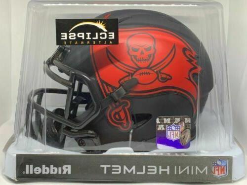 Tampa Bay Eclipse Alternate Speed Helmet New