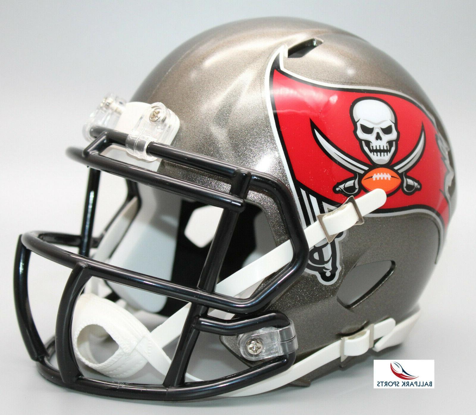 TAMPA BAY Riddell Speed Helmet 2020