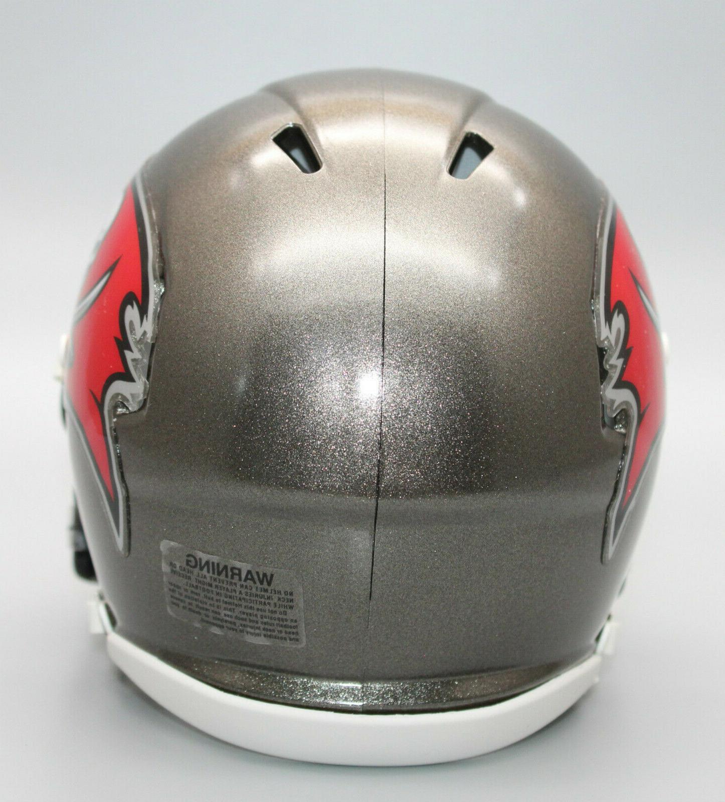 TAMPA Riddell Helmet 2020 DESIGN