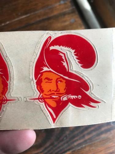 "Tampa Buccaneers Rare 3"""