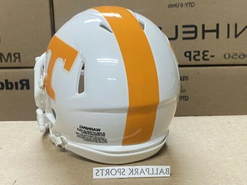 Tennessee Volunteers Riddell NCAA Speed Mini Helmet