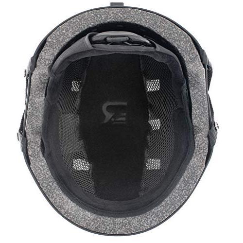 Retrospec Convertible Helmet with 10 Vents