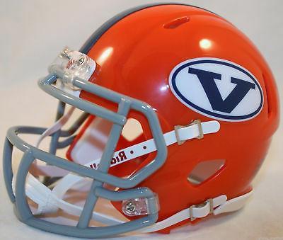 virginia cavaliers 1968 speed football mini helmet