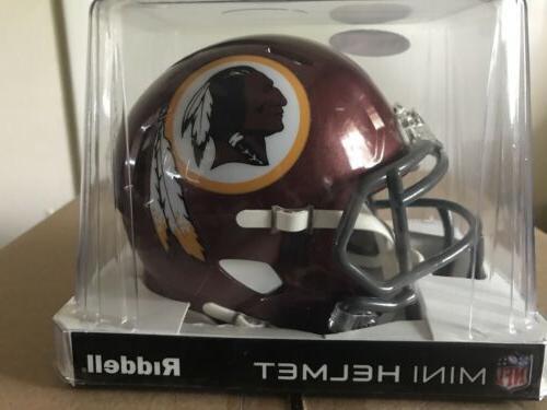 "WASHINGTON Riddell ""Classic"" Tribute Football"
